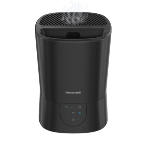 Easy-to-Care Warm Mist Humidifier
